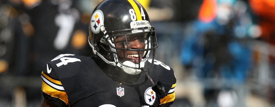 Antonio Brown 2018 >> Antonio Brown Will He Continue To Be The Best Fantasy Wr