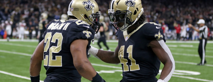 Rushing Expectation  How Should You Value Mark Ingram and the Saints  Backfield  67268ae41