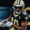 TreQuan-Smith-New-Orleans-Saints-DFS-Fringe-Play