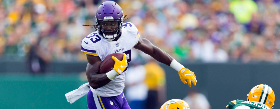 nfl-dfs-running back-rb-picks-week 6-dalvin cook