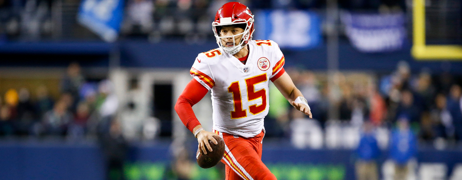 Divisional Round Nfl Fantasy Qb Breakdown Can Patrick Mahomes Give