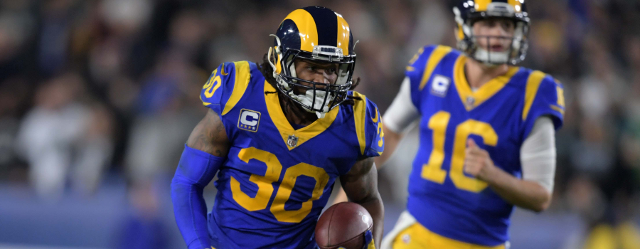 Biggest Matchup Advantages in Super Bowl 53  Todd Gurley Has an Elite  Offensive Line 992e08a22
