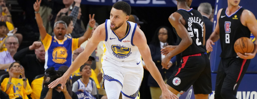 8b03af305 NBA Fantasy Breakdown (Mon. 4 15)  Will Stephen Curry Ever Stop Owning the  Clippers
