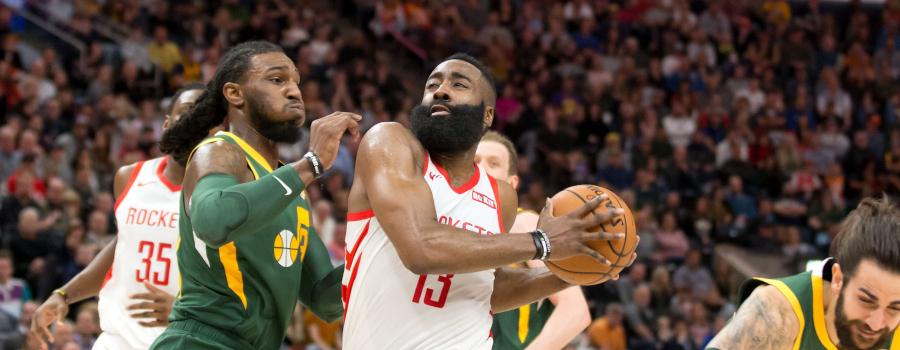 e46e3504323 NBA Fantasy Breakdown (Wed. 4 17)  James Harden Doesn t Care How ...