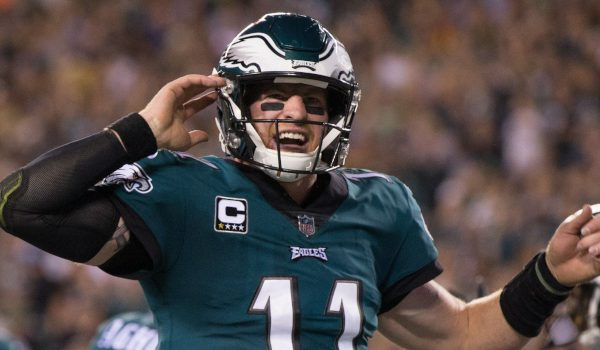 Carson Wentz enters 2019 with the best supporting cast of his career. Can he regain his 2017 MVP-level form? How valuable could he be in fantasy football?