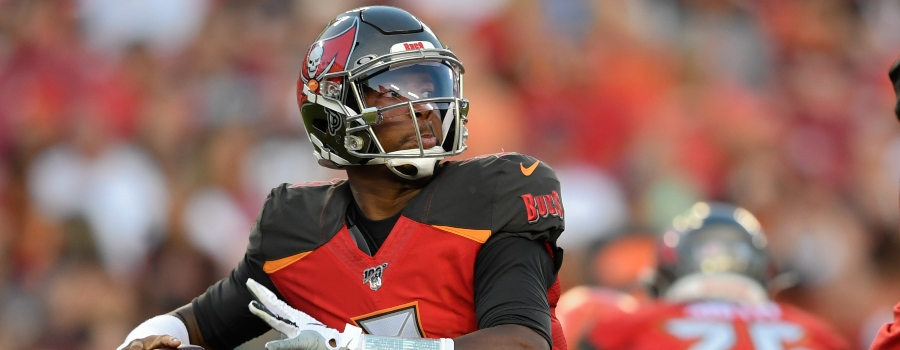 NFL Week 1 Fantasy QB Breakdown: Play Jameis Winston vs