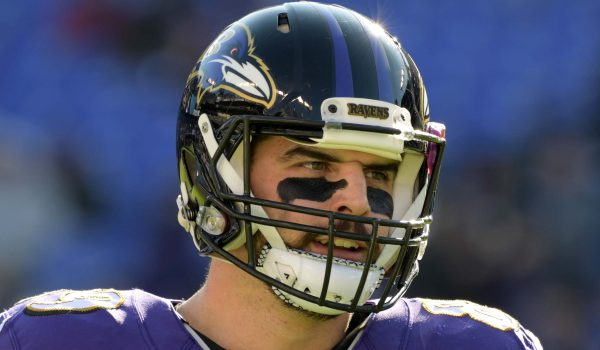 nfl week 1 fantasy projections-tight ends-draftkings and fanduel dfs picks-mark andrews