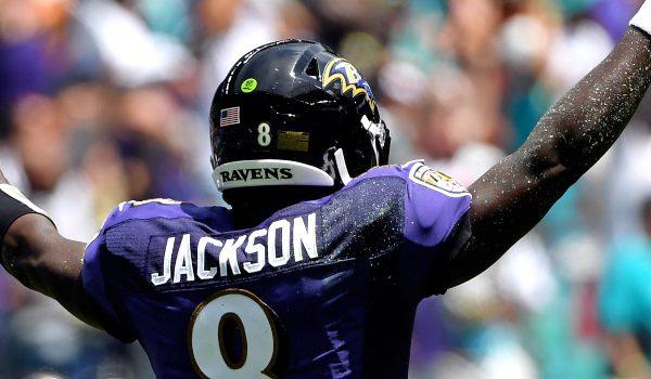 nfl week 2 dfs breakdown-quarterbacks-lamar jackson