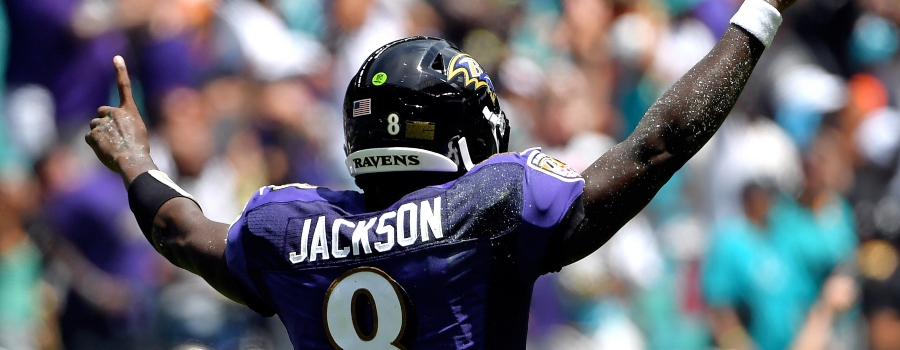 nfl week 2 dfs breakdown-quarterbacks-lamar jackson