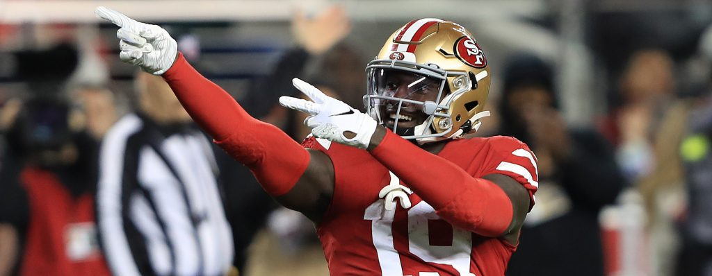 49ers Vs Eagles Dfs Breakdown How To Approach Deebo Samuel On Sunday Night Football Oct 4