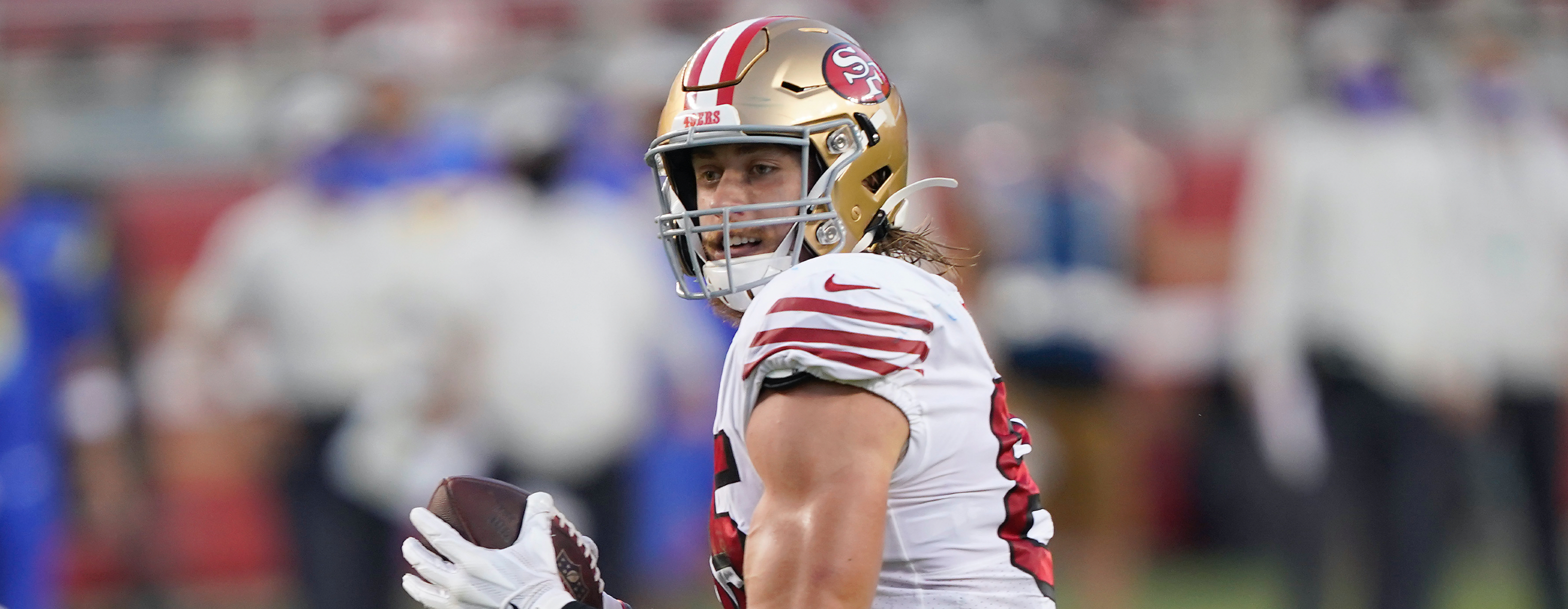 Week 8 Nfl Fantasy Te Breakdown Is George Kittle A Must Start Vs Seahawks