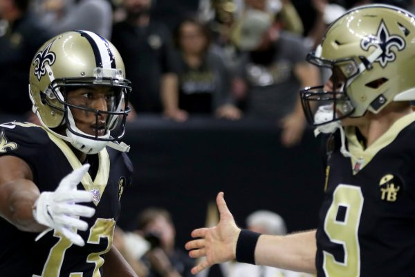 nfl-dfs-new orleans saints-tampa bay buccaneers-sunday night football-november 8 2020