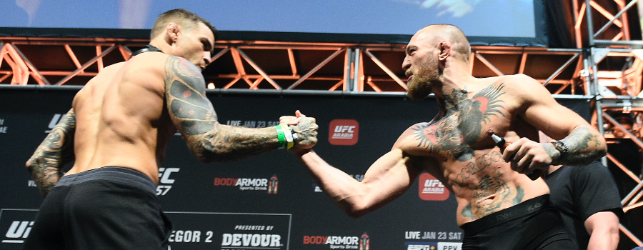 How to bet on mcgregor fight sports betting stopped wv
