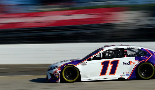nascar dfs projections