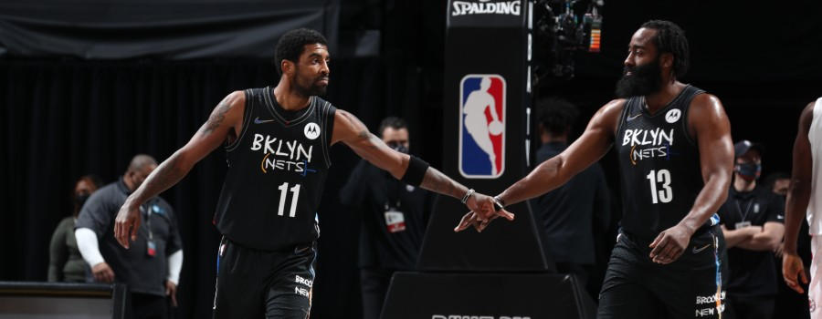 nba-dfs-draftkings-fanduel-fantasy labs-kyrie irving-james harden-february 15