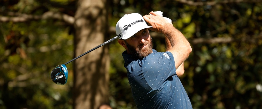 dustin johnson-the masters-dfs