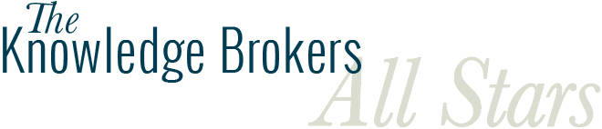 2016 knowledge brokers