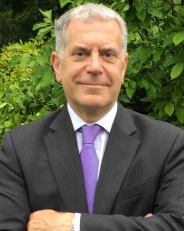 Keith Shepherd BP