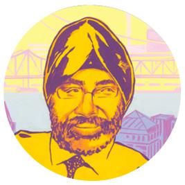 Jagdeep Bachher