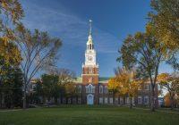 Dartmouth Endowment Returns 12.2% in 2018