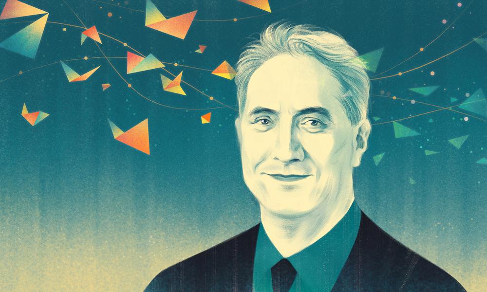 Charles Van Vleet portrait by Jasu Hu