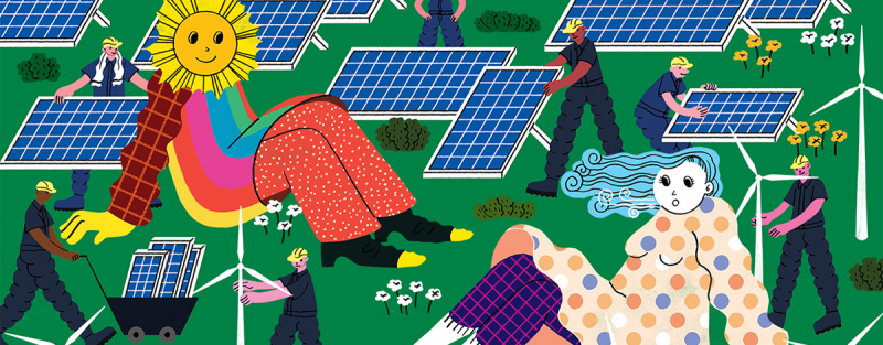 So What if Tax Breaks Are Cut for Wind and Solar Power?