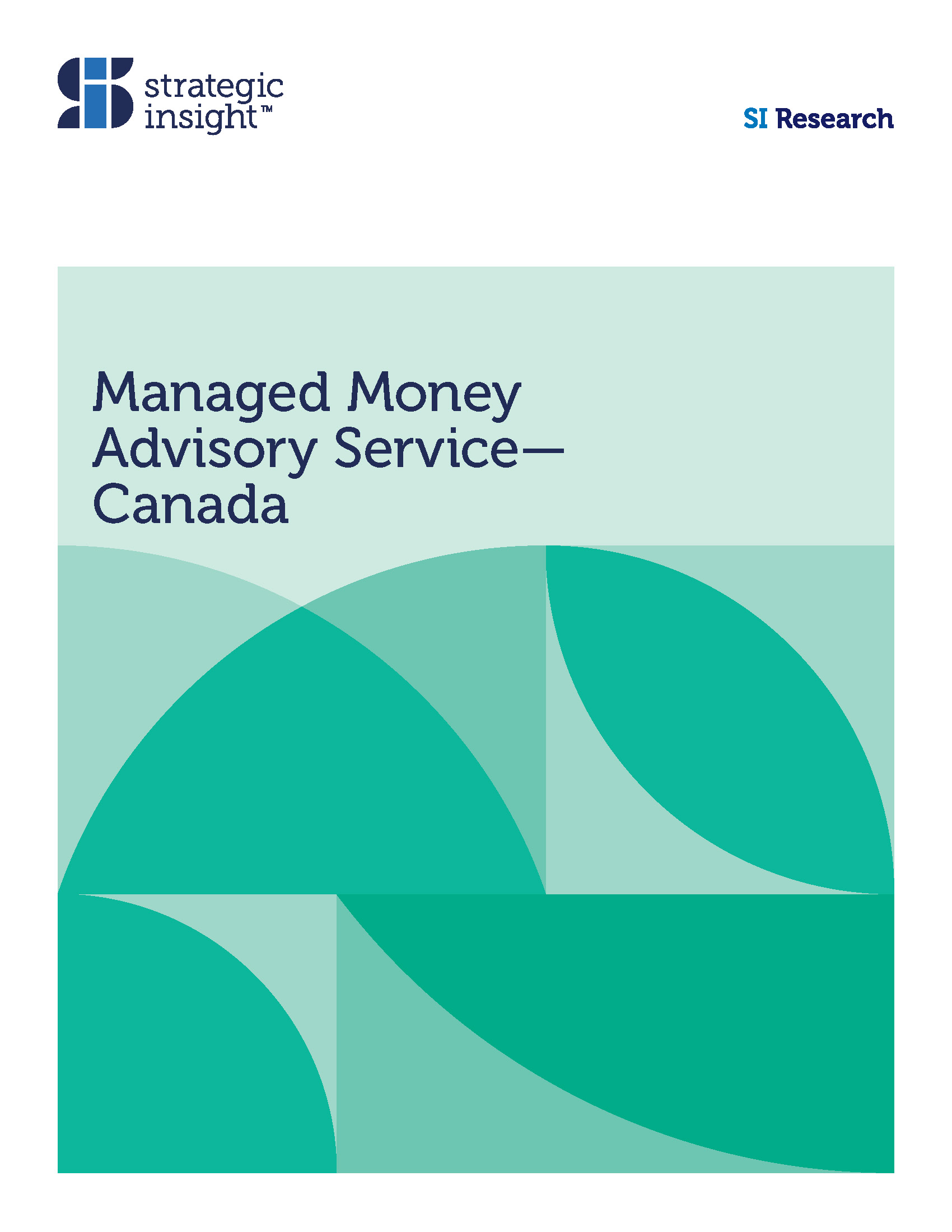 Managed Money Advisory Service Spring 2018