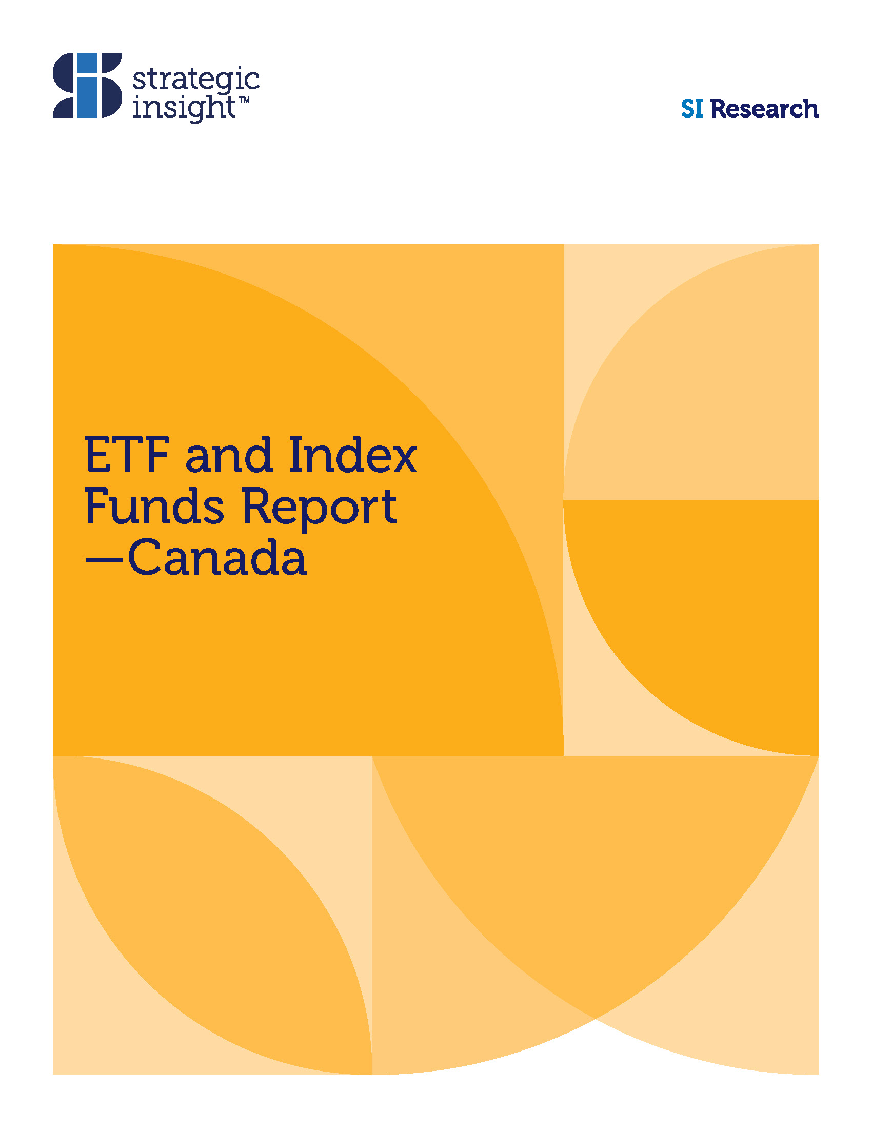 ETF and Index Funds Report Q4 2018