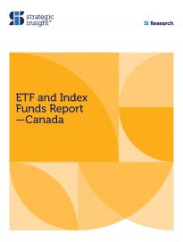 ETF and Index Funds Report Q1 2019