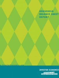 Household Balance Sheet 2010 Update and Rebased Forecast