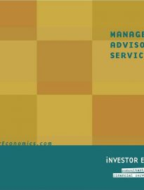 Managed Money Report – Fall 2007