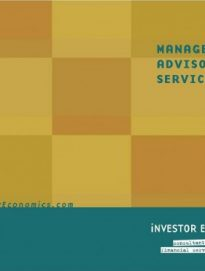 Managed Money Report – Spring 2008