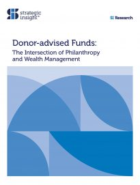 Donor-advised Funds: The Intersection of Philanthropy and Wealth Management