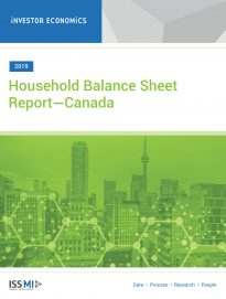 Household Balance Sheet Report 2019