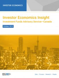 Investor Economics Insight October 2019