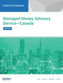 Managed Money Advisory Service Fall 2019
