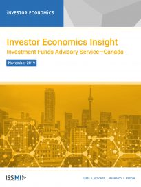 Investor Economics Insight November 2019