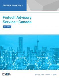 Fintech Advisory Service Fall 2019