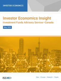 Investor Economics Insight May 2020