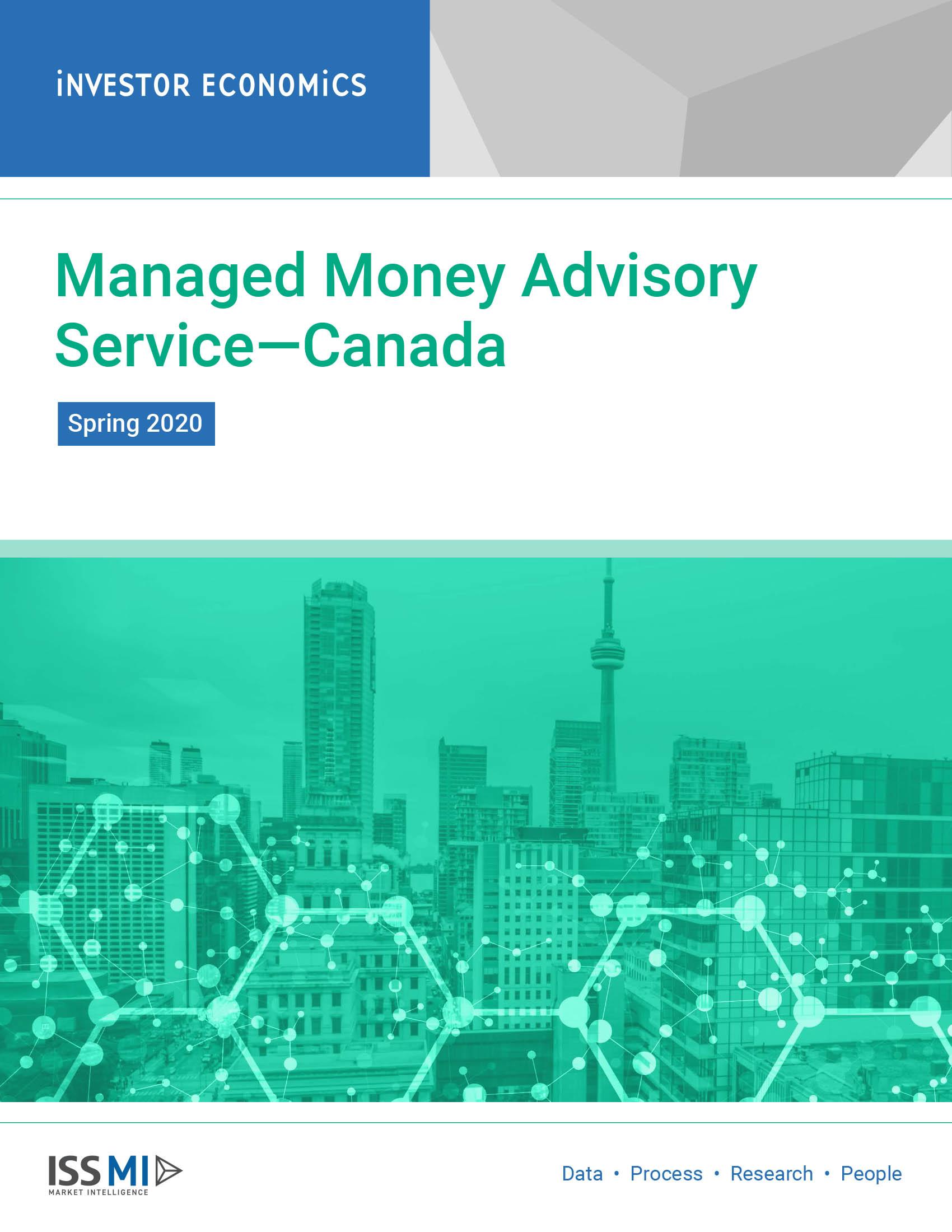 Managed Money Advisory Service Spring 2020
