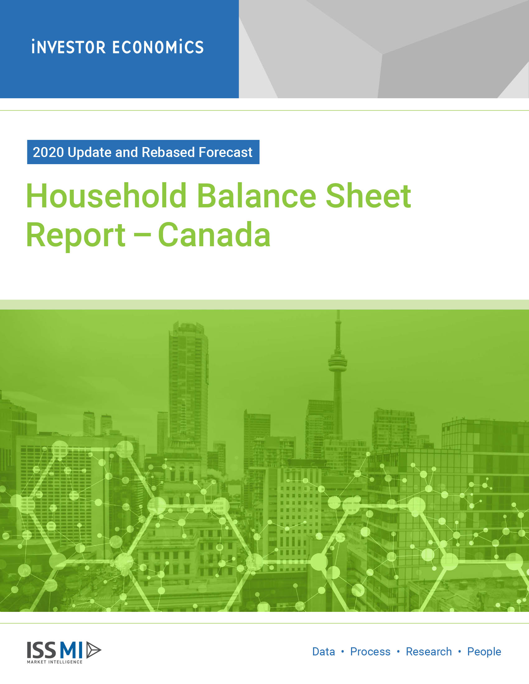 The Household Balance Sheet 2020 Update and Rebased Forecast