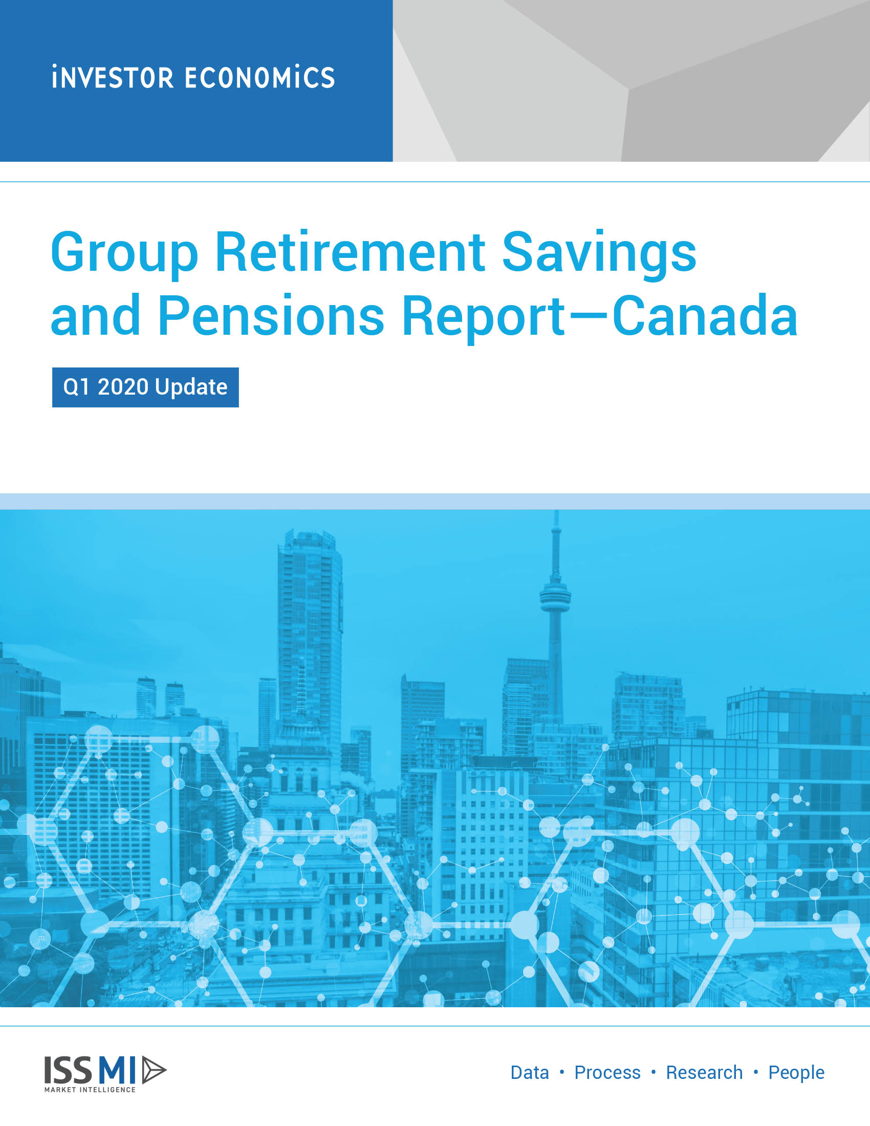 Group Retirement Savings and Pensions Report Q1 2020 Update