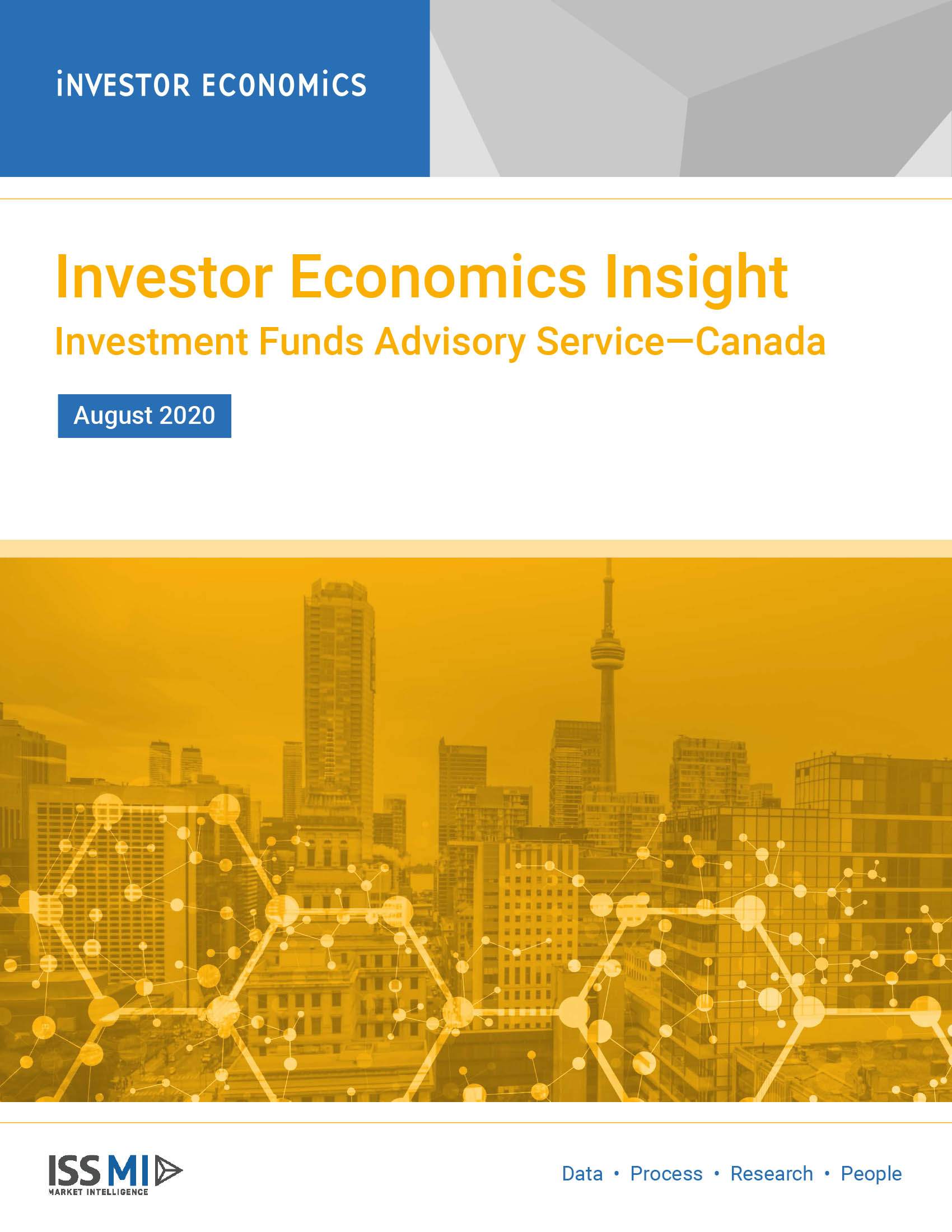 Investor Economics Insight August 2020
