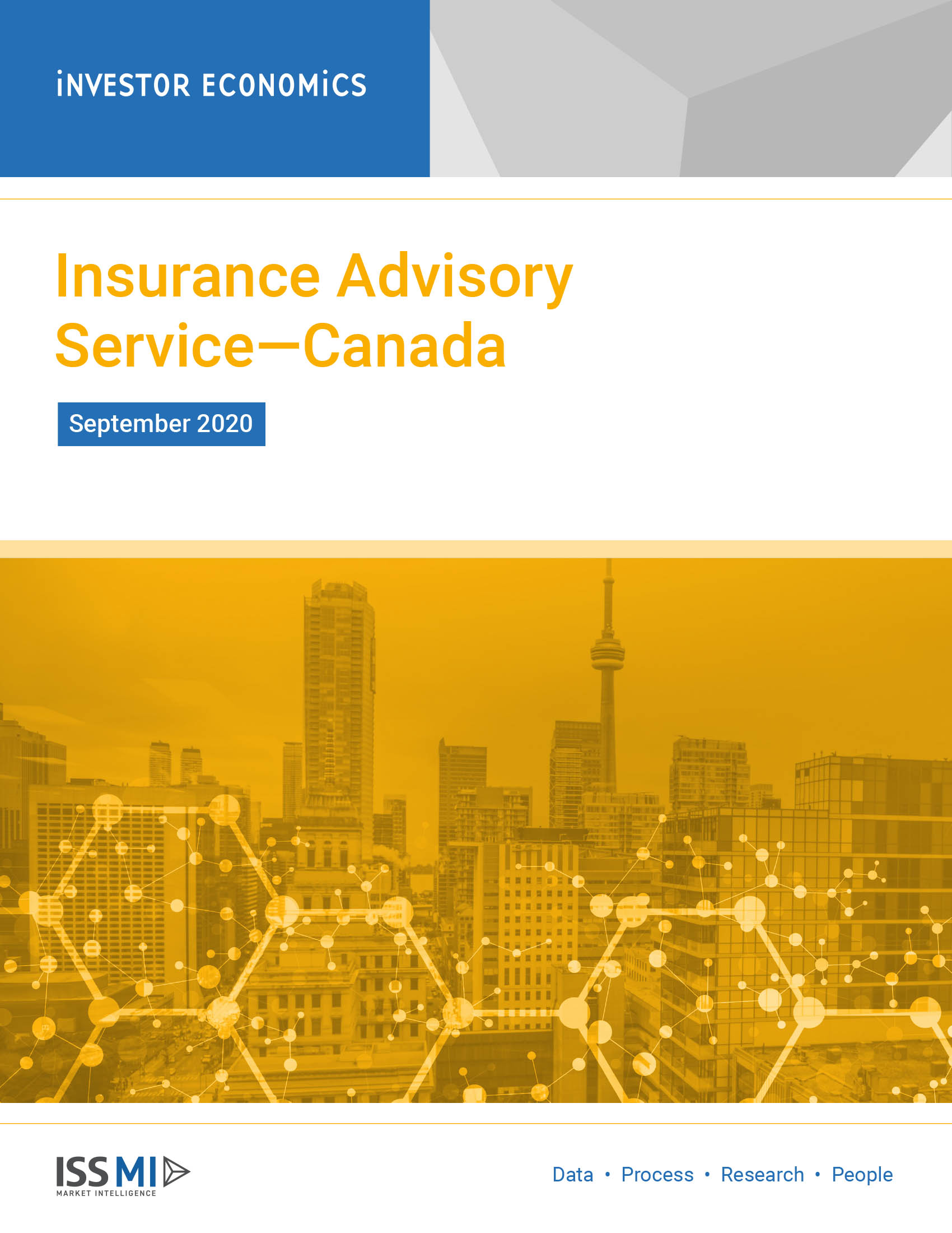 Insurance Advisory Service September 2020—Pre-release