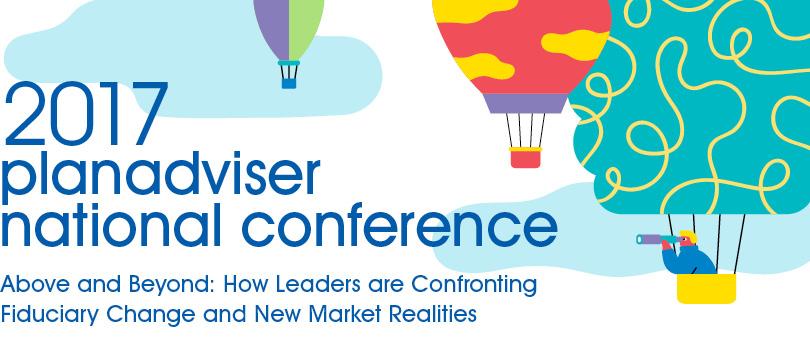 2017 PLANADVISER National Conference | PLANADVISER