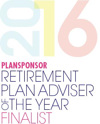 2016 Retirement Plan Adviser of the Year | PLANADVISER