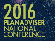 2016 PLANADVISER National Conference