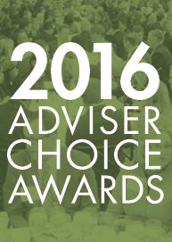 2016 Adviser Choice Awards
