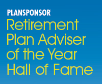 2011 Retirement Plan Adviser of the Year Hall of Fame