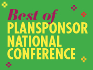2018 Best of PLANSPONSOR National Conference